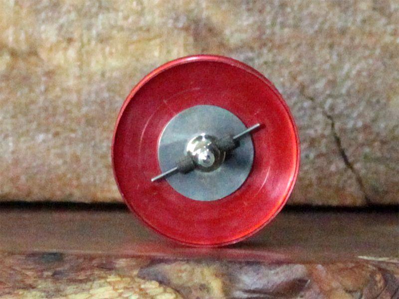画像4: オールド ABU 5000番☆★太軸スプール★☆赤★ブレーキブロック付